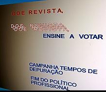 DOE REVISTA, ENSINE A VOTAR 3