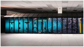 TITAN - SUPER COMPUTADOR