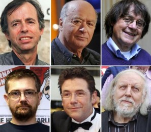 charlie hebdo cartunistas mortos