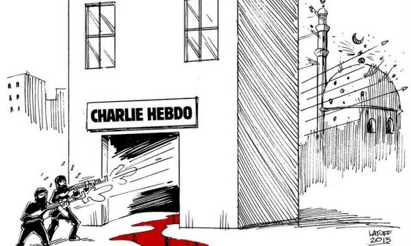 charlie hebdo latuff-tiros