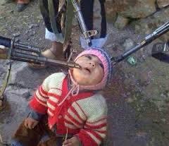 isis mata crianças1