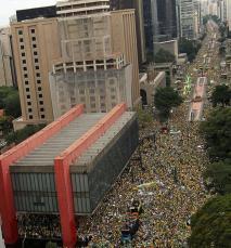 manifestações 15032015 a