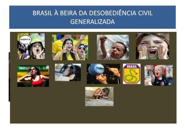 desobediência civil 2