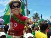 manifestações 13março recife
